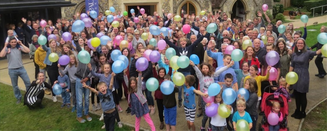 Welcome*St Paul's Church, Dorking**Read More