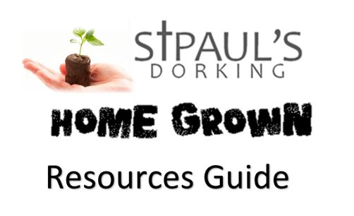 Home Grown Resources Guide